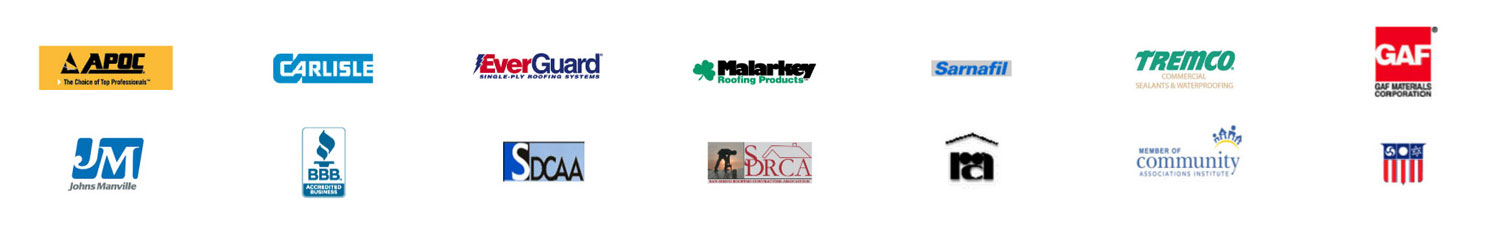 Commercial and Industrial Roofing Credentials